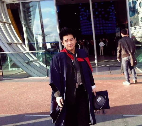 Xemesis từng có thời gian sinh sống và theo học ở Anh trước khi trở về Việt Nam (Ảnh: IGNV)