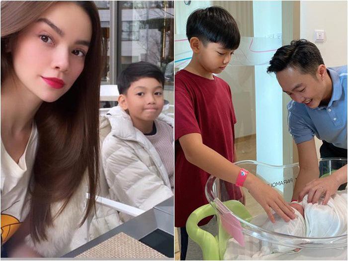 Subeo vẫn nhận được tình yêu từ bố lẫn mẹ (Ảnh: Facebook)