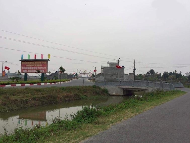 XãĐông Hà, huyệnĐông Hưng, Thái Bình là nơi H. sinh sống cùng giađình. (Ảnh: 24h)