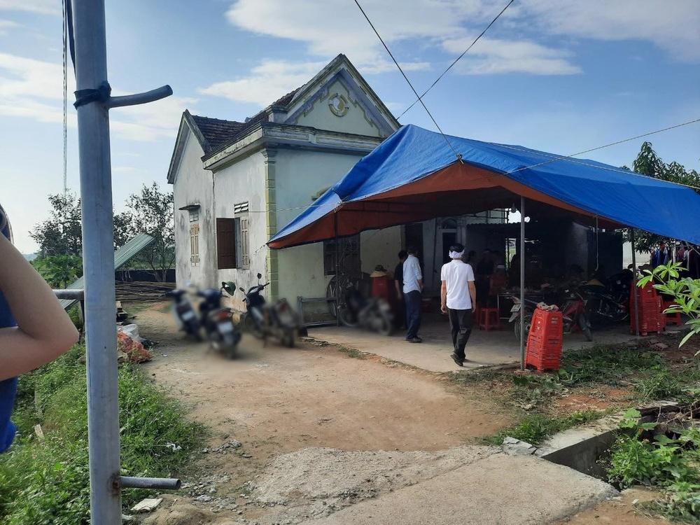 Ngôi nhà của anh H. (Ảnh: Dân Việt)