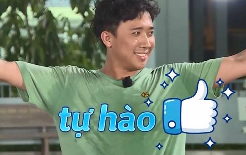"""Trấn Thành từng được xem như """"kẻ mạnh"""" của Running Man Việt.(Ảnh: Cắt từ clip) - Tin sao Viet - Tin tuc sao Viet - Scandal sao Viet - Tin tuc cua Sao - Tin cua Sao"""
