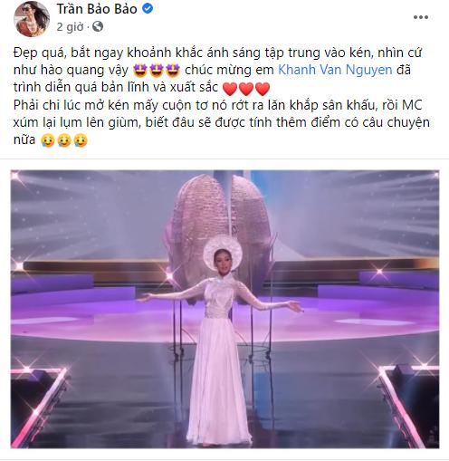 Dàn sao ủng hộ Khánh Vân, chỉ có Hen là bị mỉa mai vì thiếu tinh tế - Tin sao Viet - Tin tuc sao Viet - Scandal sao Viet - Tin tuc cua Sao - Tin cua Sao