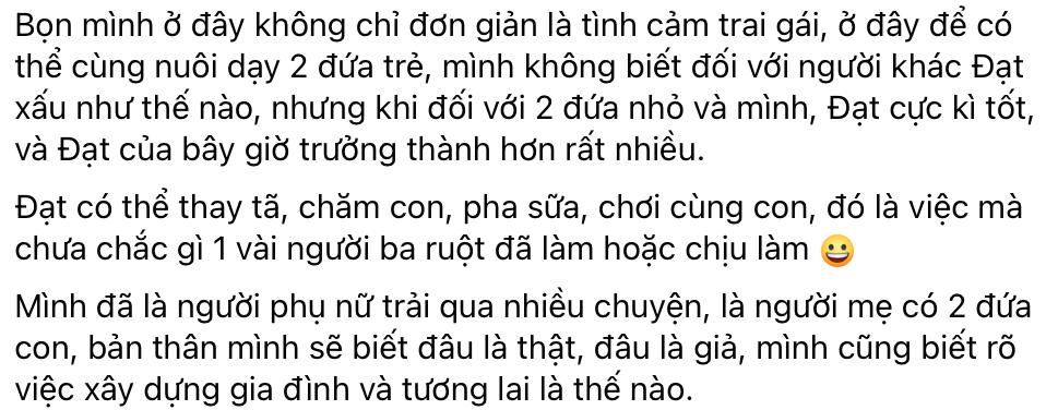 Cindy Lư khen ngợi Đạt G hết lời. (Ảnh: Chụp màn hình) - Tin sao Viet - Tin tuc sao Viet - Scandal sao Viet - Tin tuc cua Sao - Tin cua Sao
