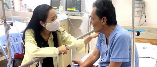 Trịnh Kim Chi đứng ra kêu gọi để giúp đỡ NS Thương Tín cũng lên tiếng khi bị nghi ngờ làm từ thiện không rõ ràng. - Tin sao Viet - Tin tuc sao Viet - Scandal sao Viet - Tin tuc cua Sao - Tin cua Sao