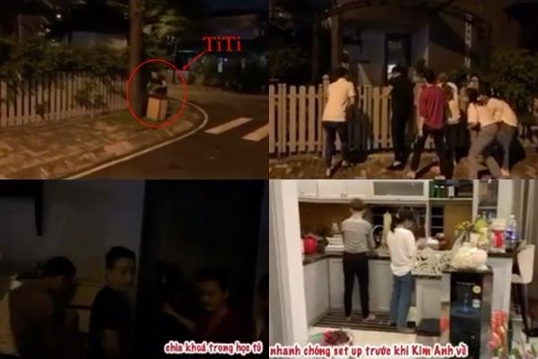 Đoạn video ghi lại hình ảnh mọi người vất vả vào nhà khi Nhật Kim Anh đi vắng. - Tin sao Viet - Tin tuc sao Viet - Scandal sao Viet - Tin tuc cua Sao - Tin cua Sao
