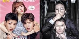 """Chỉ trong vòng 3 tháng, phim Hàn 2017 thay nhau """"lên voi xuống chó"""""""