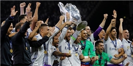 Real Madrid chinh phục lời nguyền Champion League