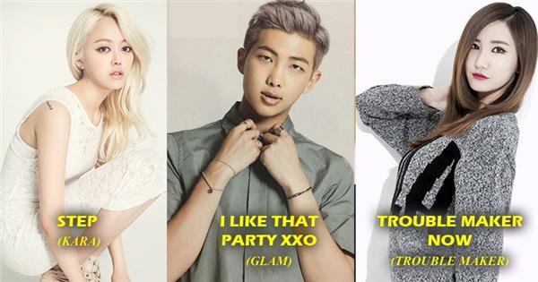 Những idol Kpop giỏi tạo hit cho cả các đồng nghiệp tỏa sáng