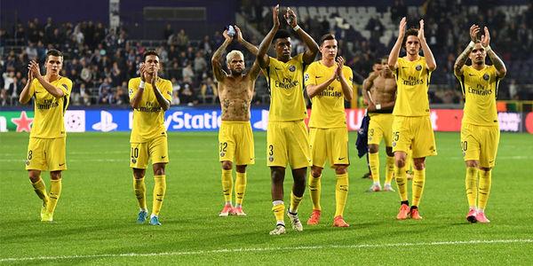 Video highlight Anderlecht 0-4 PSG: Dấu ấn tam tấu Cavani - Mbappe - Neymar