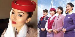 Đây là top 5 bí quyết giúp nữ tiếp viên hàng không luôn xinh đẹp trong suốt chuyến bay