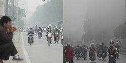 Sương mù dày đặc ở Hà Nội mấy ngày qua có gì bất thường?