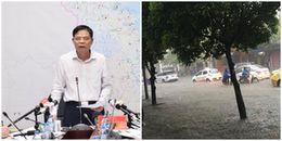 Miền Trung có nguy cơ phải đối mặt với hiểm họa lớn nhất từ trước tới nay do nước lũ lên nhanh
