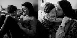 Rơi nước mắt bức thư người mẹ sắp qua đời để lại cho đứa con trai bé bỏng cũng bị ung thư não