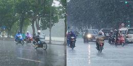 Mưa lớn khắp miền Trung, đề phòng nguy cơ lũ lụt, lũ quét, sạt lở đất