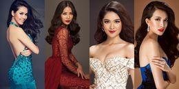 Dàn mỹ nhân Việt gửi lời chúc may mắn đến đại diện Việt Nam ở Miss Universe 2017