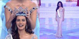 Người đẹp 20 tuổi xuất sắc đăng quang Hoa hậu Thế giới 2017