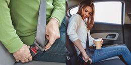 Từ 1/1/2018, người ngồi ghế sau ôtô không thắt dây an toàn sẽ bị phạt tiền