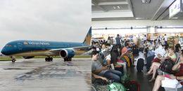 Hủy nhiều chuyến bay do ảnh hưởng của cơn bão số 12