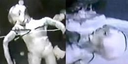 Rò rỉ đoạn clip bí ẩn được cho là xác người ngoài hành tinh bị giấu diếm suốt bao năm qua
