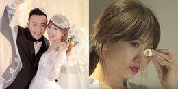 Hari Won tiết lộ câu nói cảm động của Trấn Thành: 'Không phải là anh yêu em mà là anh xin lỗi'