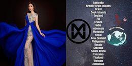 Đỗ Mỹ Linh lọt Top 20 phần thi Hoa hậu nhân ái tại Miss World 2017