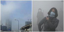 Sương mù ở Sài Gòn những ngày vừa qua ảnh hưởng tới sức khoẻ của chúng ta như thế nào?