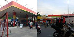 Sài Gòn: Trạm xăng bốc cháy nghi ngút, nhiều người vứt xe tháo chạy thục mạng