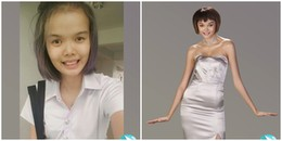 Ngỡ sẽ lột xác sau khi phẫu thuật giống búp bê Barbie, nào ngờ cô gái bị cư dân mạng 'ném đá' tơi tả