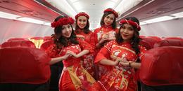 AirAsia đón Tết 2018 với màn nhảy sôi động trên chuyến bay đến Kuala Lumpur