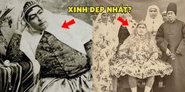 Tin được không, đây chính là dung nhan vị phi tần xinh đẹp nhất hậu cung 80 người của vua Ba Tư