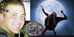 'Kẻ cắp Mặt trăng' phiên bản đời thực: Trộm trăng tặng bạn gái và cái kết không như phim