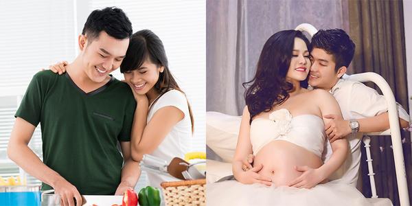 Yêu thương, chăm sóc vợ càng nhiều con sinh ra càng thông minh nhạy bén