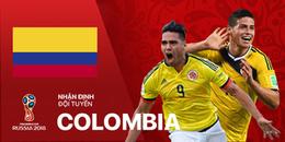 Chân dung đội tuyển Colombia tại World Cup 2018: Khó có 'cửa' tiến sâu
