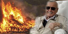 Điện Ảnh Chiều Thứ 7 (17/11): Cha đẻ Marvel qua đời & hàng loạt sao rơi vào thảm cảnh vì cháy rừng
