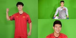 Toàn cảnh buổi chụp hình đầy tiếng cười của đội tuyển Việt Nam trước thềm AFF Cup