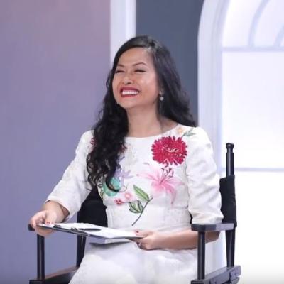 """yan.vn - tin sao, ngôi sao - Giám khảo Trần Uyên Phương: """"Minh Hằng có khả năng diễn thuyết rất tốt…"""""""