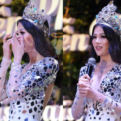yan.vn - tin sao, ngôi sao - Hoa hậu Phương Khánh khóc nức nở: 'Tôi không mua giải, những gì có do bản thân cố gắng'