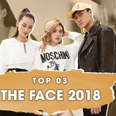 Top 3 The Face Việt 2018: