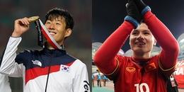 Cầu thủ xuất sắc nhất châu Á 2018: Son Heung-min về nhất, Quang Hải vượt mặt
