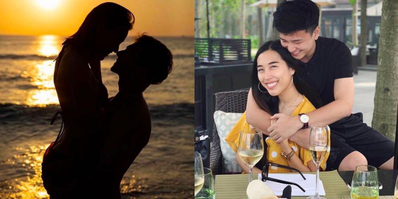 yan.vn - tin sao, ngôi sao - Hoàng Oanh hào hứng khoe người yêu ngay Valentine, Huỳnh Anh phản ứng thế nào?
