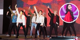Super Junior và Chungha tái hiện sự chuyển hóa của làng nhạc Hàn qua từng thế hệ trên sân khấu Việt