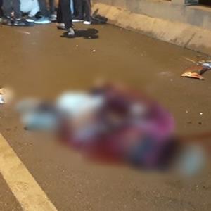 yan.vn - tin sao, ngôi sao - Hà Nội: Nam thanh niên bất ngờ đâm thẳng vào thành cầu Vĩnh Tuy tử vong tại chỗ đầy khó hiểu