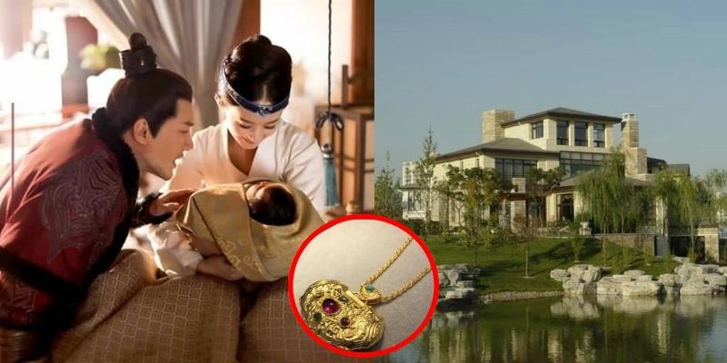 Quý tử Triệu Lệ Dĩnh gia nhập 'hội rich kid': Ở nhà gần 400 tỷ, quà đầy tháng 160 triệu