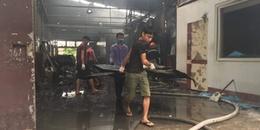 Khởi tố vụ cháy kinh hoàng tại nhà xưởng khiến 8 người tử nạn thương tâm