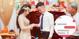 Chàng trai 9X cưới được vợ đẹp như hot girl nhờ một lần