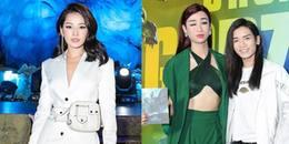Chi Pu cực xinh đẹp cùng BB Trần - Hải Triều và dàn sao ra mắt