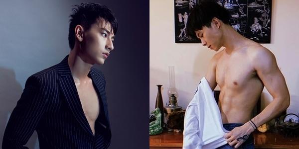 """Ngẩn ngơ trước body """"cực phẩm"""" của loạt nam thần trong showbiz Việt"""