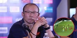 Chiến thắng thuyết phục ở phút chót, HLV Park Hang-seo: