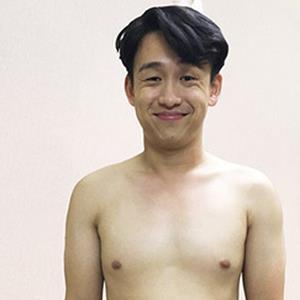 yan.vn - tin sao, ngôi sao - Tròn mắt với thân hình 90kg của chàng 'soái ca' Quang Bảo