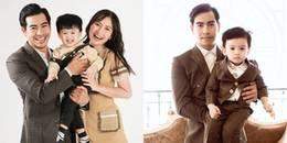 yan.vn - tin sao, ngôi sao - Giữa tin đồn ly hôn Ngọc Lan, Thanh Bình gửi lời động viên con trai